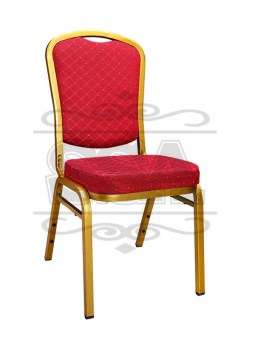 Cheap-stacking-Iron-hotel-chair