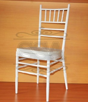 China metal wedding chiavari chairs used