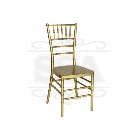 China wedding resin tiffany chiavari chairs