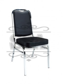 Luxury-padded-leather-stackable-banquet-chair