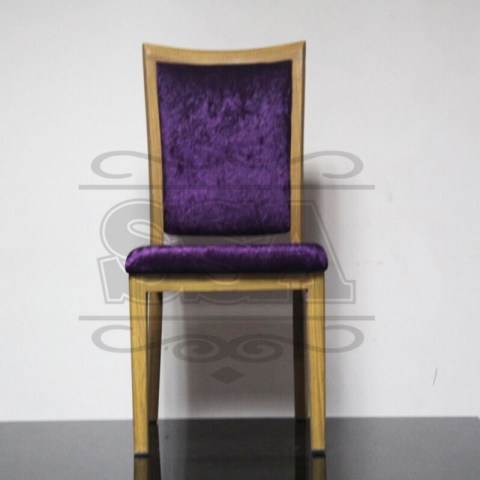 Luxury-purple-leather-chair
