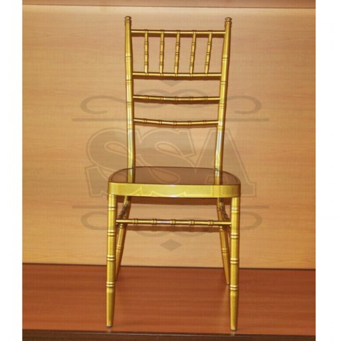 aluminum wholesale hotel chiavari chair