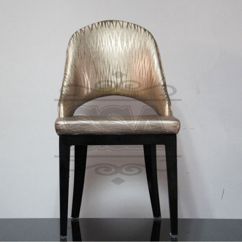 high-quality-special-golden-PU-leather-strong-dining-chairs