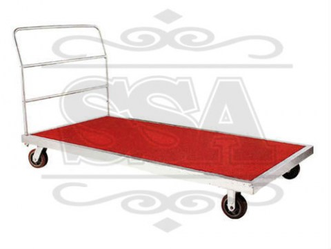 hotel mobile barluggage trolley