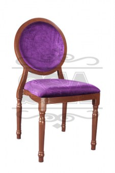 purple color cheap egg chair for sale