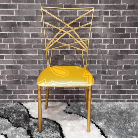 wholesale-used-Metal-golden-painting-wedding-dining-chair